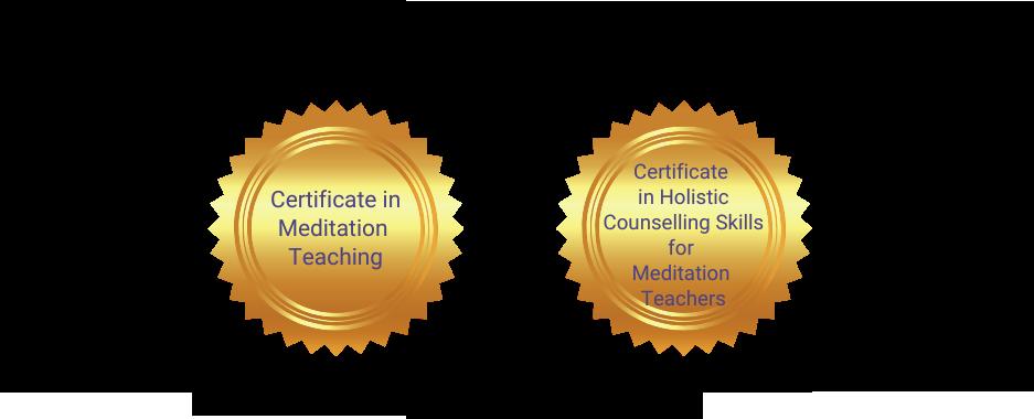 Meditation teacher courses